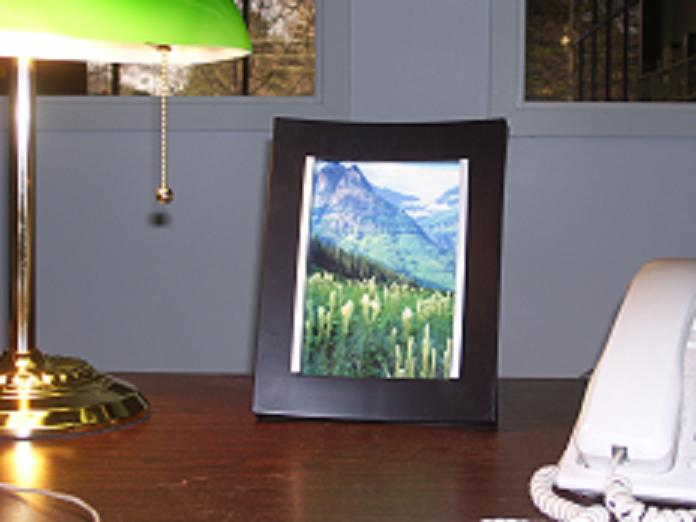 SpyShops : Photo Frame Hidden Camera DVR $650